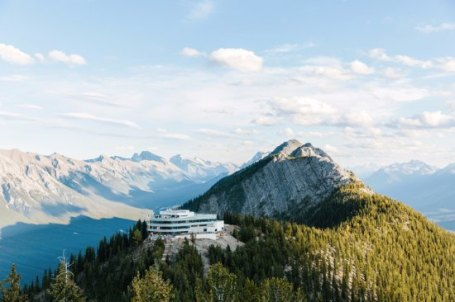 the-banff-frm sulphur mountain